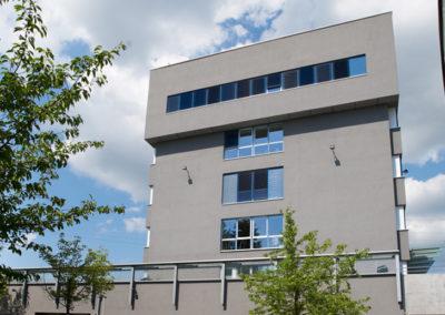 Assainissement énergétique du centre de police cantonale de la Blécherette considéré comme un des plus énergivore du Canton de Vaud.
