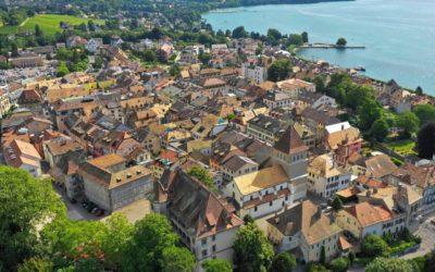 Canton de Vaud, des villes durable